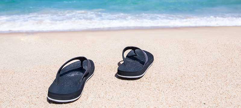 men's sandels for plantar fasciitis support