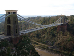 suspension bridge compared to foot plantar fascia tendon
