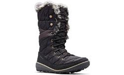 Columbia Women's Heavenly Omni-HEAT Snow Boot, Waterproof & Breathable