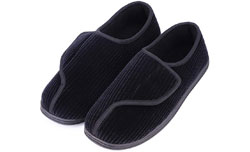 Longbay Men Fleece Slippers