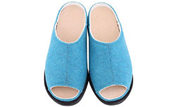 Mejormen women orthotic slippers
