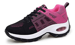 GZTEESER Walking Shoes for Women Work Shoes Comfortable Lady